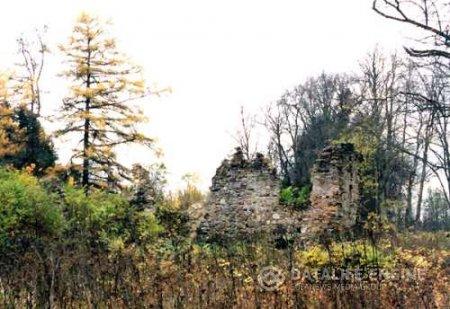 Замок епископа в таллиннском Кивилоо