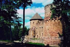 Буртниекский замок