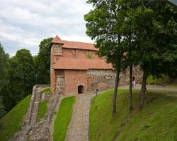 Вильнюсский замок Гедиминаса