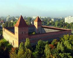 Виленские замки: часть первая (Литва)
