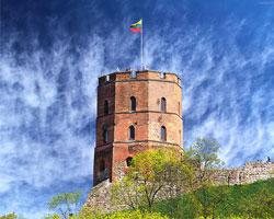 Виленские замки: вторая часть