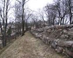 Кандавский рыцарский замок