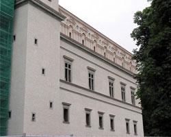 Возрождение Дворца правителей в Вильнюсе
