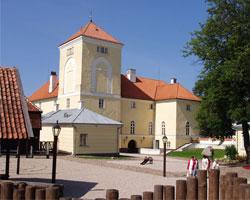 Исторически важные поместья и замки Латвии IX-XIII веков