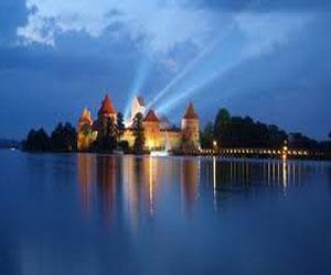 Тракайский замок (Литва): легенды и мифы