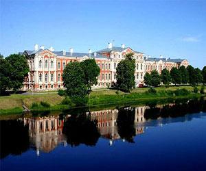 Елгавский дворец
